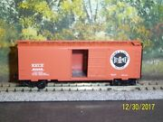 Mtl Micro-trains N Scale 20940 40' Stnd Box Single Door Bessemer And Lake Erie