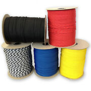 550 Paracord Type Iii 7 Strand Mil-spec Parachute Cord - 250, 300 And 1000ft