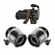 3 Piece Air Suspension Kit Rear Springs And Compressor For Expedition Navigator