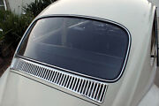 Trim Above Engine Lid Vwbeetle 1972 To 1979 1303 And 1303s Models Only