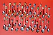 Vintage Australia And New Zealand Collectors Spoons - Choose From List Lot A3