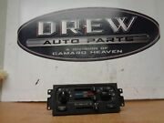 Heater A/c Control Ford Windstar 99 00 01 02 03 Switch