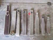 Nos 1930and039s 1940and039s Chevy Gm Chrysler Ford Lincoln Grab Handle Pull Strap 9.75