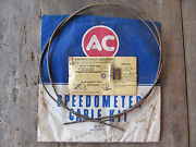 Nos Gm Ac Speedometer Cable Kit 61 617 6451454 1950and039s