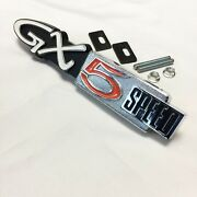 Datsun 1200 Gx5 Sunny Pa Front Grille Replica Emblem Badge For Nissan B110 Ute