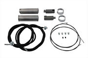 Cable Kit For Throttle And Spark Controls,fits Harley Davidson Motorcycle Models