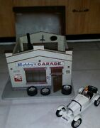 Lgb Pola 1986 Weatherproof Limited Edition Bobby's Garage Building Indoor Outdoo