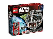 Brand New Lego Star Wars Death Star 10188 Factory Sealed - Never Displayed