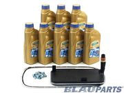Atf Filter Change Kit - Compatible With 1999-00 Bmw 528i - E39 5 Speed