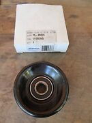 New Drive Belt Idler Pulley Left Acdelco Pro 15-20676 Gm Pn 19190145