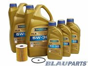 Oil Change Kit - Compatible With 2010-19 Mercedes Sprinter 3500 - 3.0l - 5w30