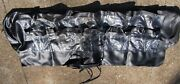 Nos Gm Chevy / Gmc Truck C10 Back Of Seat Tool Organizer Pleather