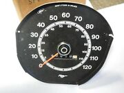 Nos 1971 1972 1973 Ford Mustang Speedometer Asy D1zf-17265-n