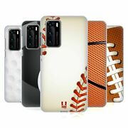 Head Case Designs Ball Collection Hard Back Case And Wallpaper For Huawei Phones 1