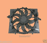 Oem Behr Engine Cooling Radiator Front Electric Fan Motor For Bmw 5 6 7 Series