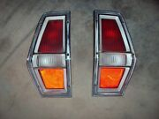 72-73-74 Ford Pinto Wagon Taillight Set 1972 1973 1974