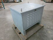 Post Glover 200a Neutral Grounding Resistor 200 Amp 2400 Volts Load Bank 48834