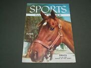1955 July 18 Sports Illustrated Magazine - Swaps Horse Of The Year - Sp 8744