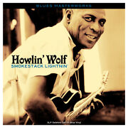 Howlinand039 Wolf Smokestack Lightninand039 Best Of 40 Songs New Blue Colored Vinyl 3 Lp
