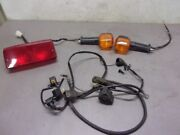 Tail Light/turn Signals/misc Electrical Parts For 2000 Kawasaki Zg1000 Concours