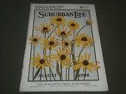 1908 August Suburban Life The Countryside Magazine - Great Cover And Ads - Sp 9509