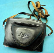 Leica Black Body Case For Late Black Paint M2,m3 With Dr 2 ....... Very Rare