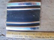 Nos 1969-1972 Chevy Truck Rh Cab Moulding Gm Pn 3952446