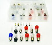 Clear Incandescent Brake Light Bulbs Kit Parking Courtesy Instrument Panel Chevy