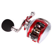 5+1bb Fishing Baitcasting Reels Saltwater Reels Left Right 7.11 Pike Bass Perch