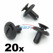 20x Engine Cover Clips And Radiator Grille Trim Clips- Fits Some Subaru 90914-0063