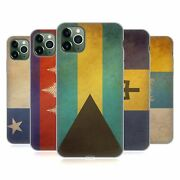 Head Case Designs Flags Set 3 Soft Gel Case And Wallpaper For Apple Iphone Phones