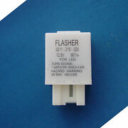 2 X Car Led Flasher Relay Set To Fix The Fast Blink Free 8pins Mazda Ford Use