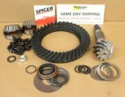 Ring And Pinion Kit 4.56 Ratio Dana 70u Ford Chevy Dodge Jeep Rear Axle Oem
