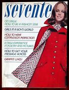 Seventeen Magazine September 1969 Lucy Angle Colleen Corby John Voight