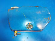 Jawa Cz 175 1970and039s Oil Tank/ Oil Cap Some Damage As Seen In Pictures Used
