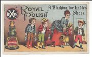 Trade Card Of E.j. Lehmannand039s The Fair Store Chicago 1880s