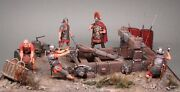 To Be Painted Russian Vityaz Elite Soldiers Roman Catapult