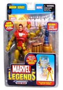 Marvel Legends Series 15 M.o.d.o.k. Thor-buster Armor Iron Man Action Figure