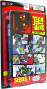 Teen Titans Go Comic Book Heroes Series 1 Page 4 Exclusive 1.5-inch Figure Pack