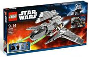 Lego Star Wars Revenge Of The Sith Emperor Palpatineand039s Shuttle Set 8096