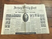 Jersey Weekly Post Saturday December 18th 1948 . The Reformed States Assembly