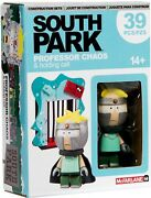 South Park Professor Chaos Butters With Holding Cell Micro Construction Set