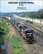 Penn Central In Color Vol. 4 West Of The Alleghenies / Railroad