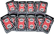 Set Of 12 Red Decks 2017 World Series Of Poker Used Copag Plastic Playing Cards