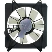 Radiator Cooling Fan For 2013-2016 Honda Accord Right Side