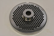 56 X 1/4 Holes Stainless Meat Grinder Disc Plate For Hobart 4056 Biro Afmg-56