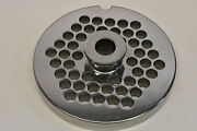 56 X 1/2 Holes Stainless Meat Grinder Disc Plate For Hobart 4056 Biro Afmg-56