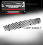 Bumper Lower Billet Grille Grill Insert Bolt-over Fit For 10-12 Altima Coupe 2dr