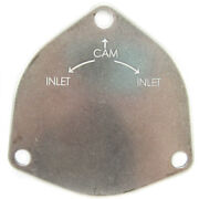 Sherwood 18742 Water Pump Cover Plate Oem Used With P17xx Series Sea Water Pumps