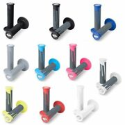 Protaper Lock Locking Clamp On Grip System Grips Full Diamond For 2 And 4 Strokes